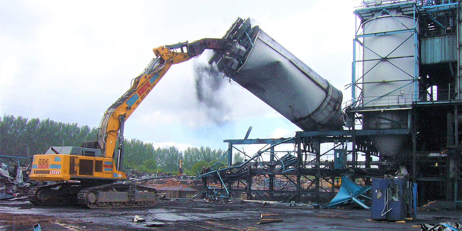 Dismantling & Asset Recovery